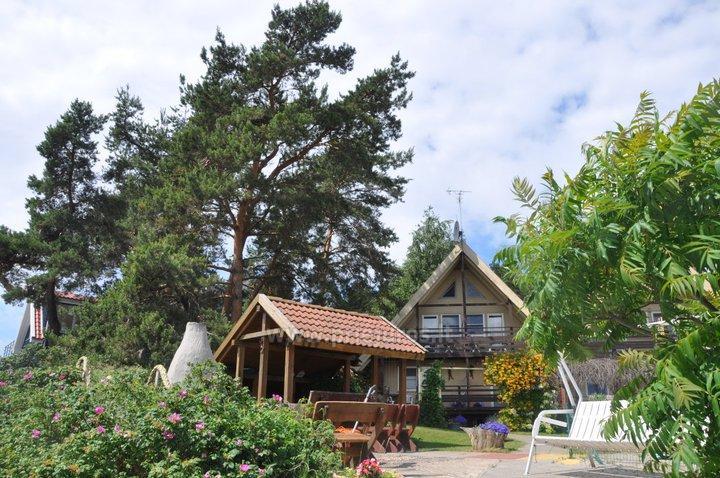 Gästehaus Villa Nendre in Neringa - 5