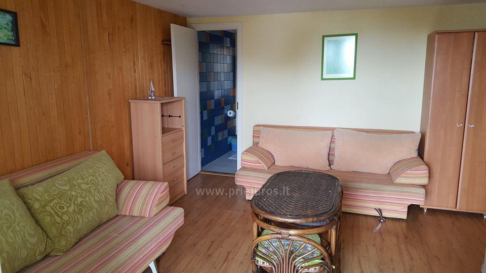 Apartments for rent Villa Nendre in Neringa - 44