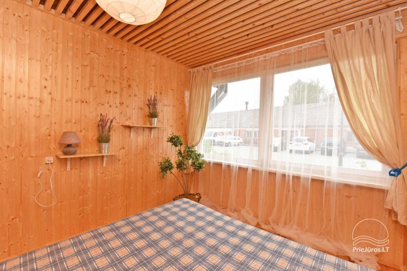 Holiday home in Nida on the shore of the Curonian lagoon Zunda - 7