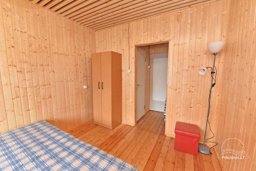 Holiday home in Nida on the shore of the Curonian lagoon Zunda - 8