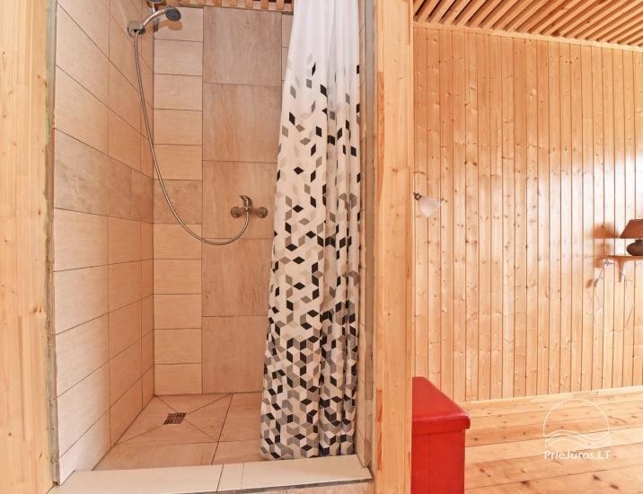 Holiday home in Nida on the shore of the Curonian lagoon Zunda - 10