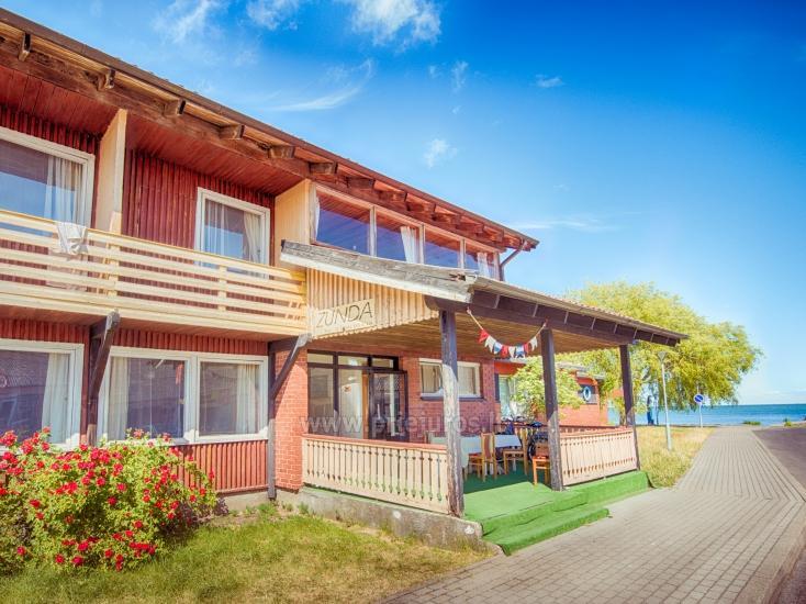 Poilsio namai Nidoje ant marių kranto Zunda - 1