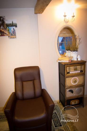 Vieno kambario butas su vaizdu į marias Nidoje etnografiniame žvejo name - 9