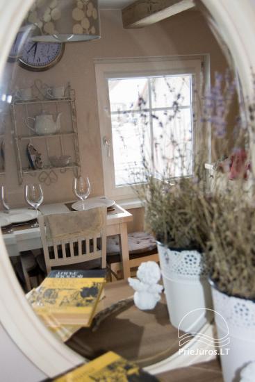 Vieno kambario butas su vaizdu į marias Nidoje etnografiniame žvejo name - 2
