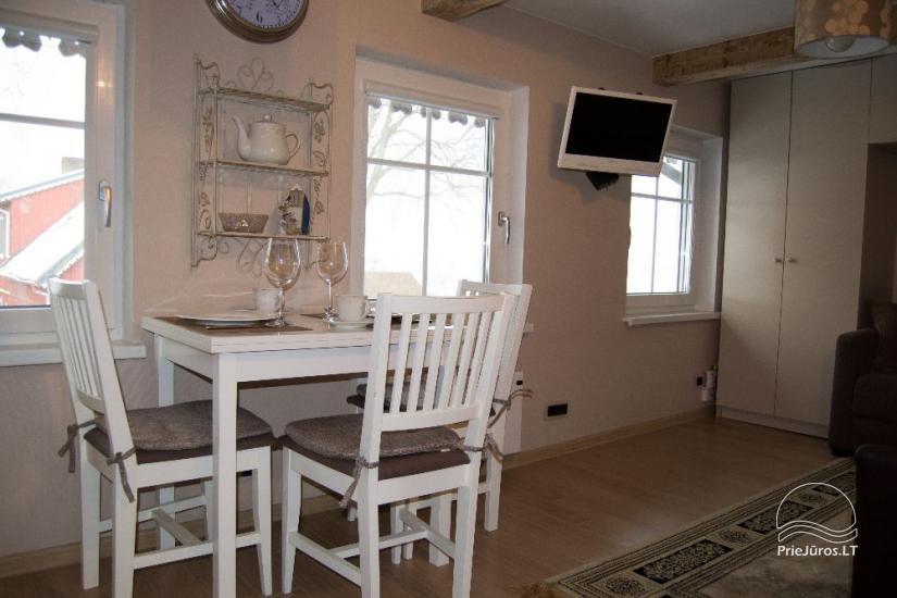 Vieno kambario butas su vaizdu į marias Nidoje etnografiniame žvejo name - 1