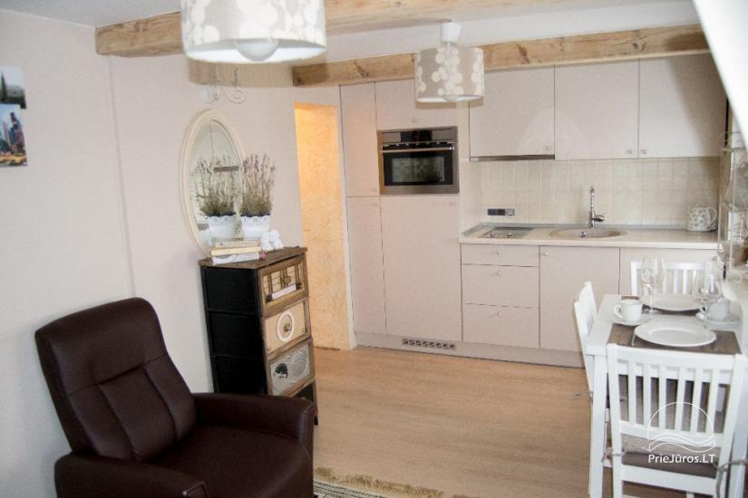 Vieno kambario butas su vaizdu į marias Nidoje etnografiniame žvejo name - 6