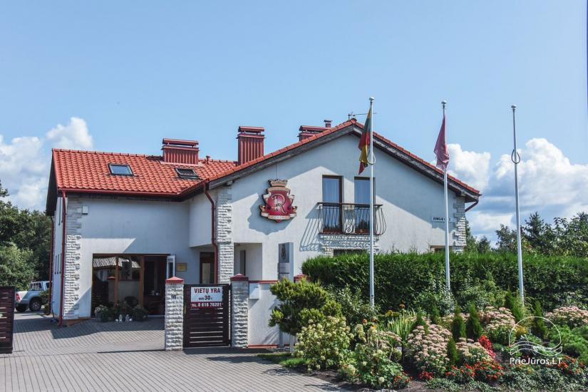 Guest house in Sventoji VILLA REGINA - rooms and apartments - 4