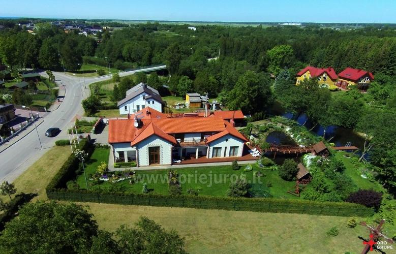 Guest house in Sventoji VILLA REGINA - rooms and apartments - 8