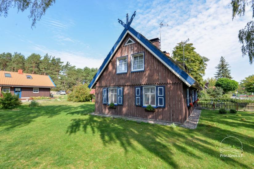 2-room apartment and studio for rent in Pervalka - 8