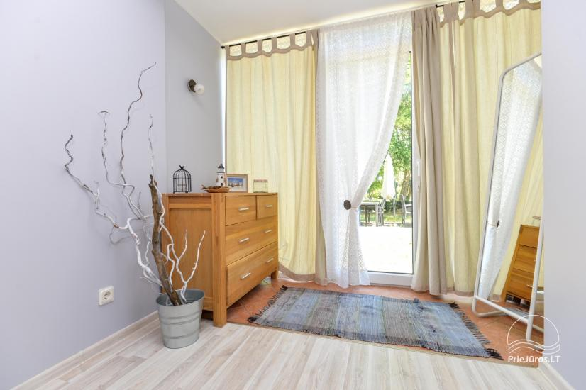 Divu istabu dzīvoklis īre Pervalka - 16