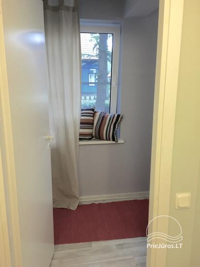 Divu istabu dzīvoklis īre Pervalka - 13