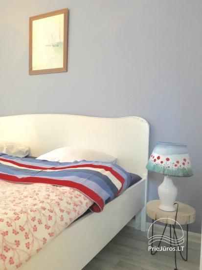 Divu istabu dzīvoklis īre Pervalka - 15