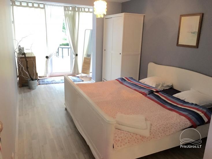 Divu istabu dzīvoklis īre Pervalka - 14