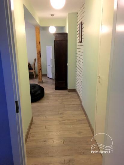 Divu istabu dzīvoklis īre Pervalka - 12