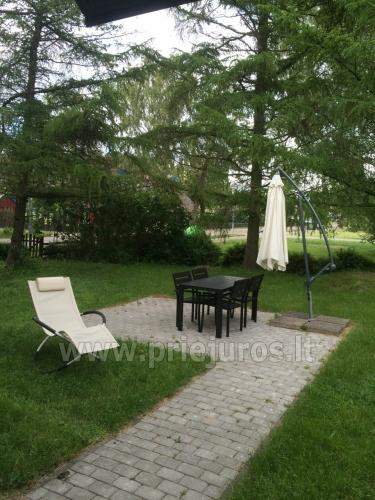 Two-room apartment for rent in Pervalka - 19