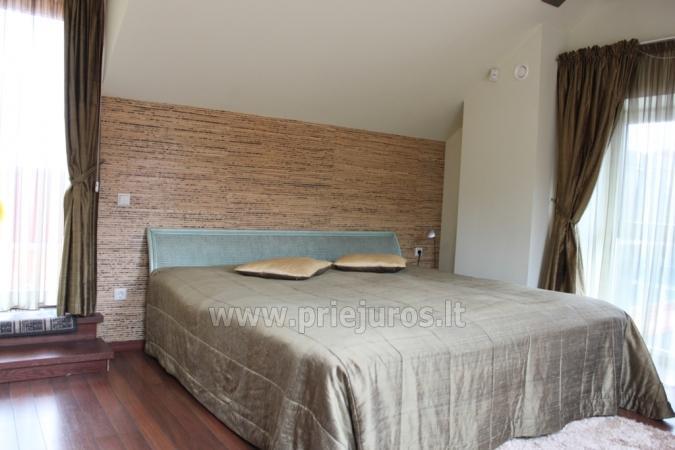 Luxury (Spa, Tennis) apartment in Nida - 3