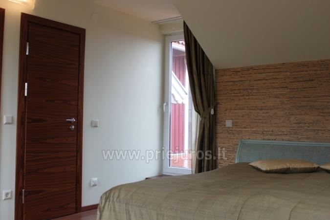 Luxury (Spa, Tennis) apartment in Nida - 5