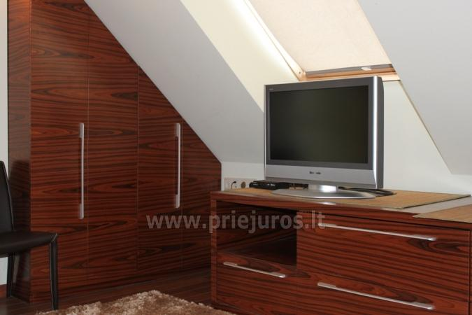 Luxury (Spa, Tennis) apartment in Nida - 6