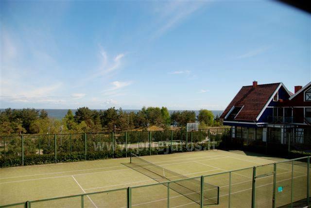 In Nida exklusive Apartments mit SPA, Tennisplätzen und einem schönen Blick auf die Bucht - 9