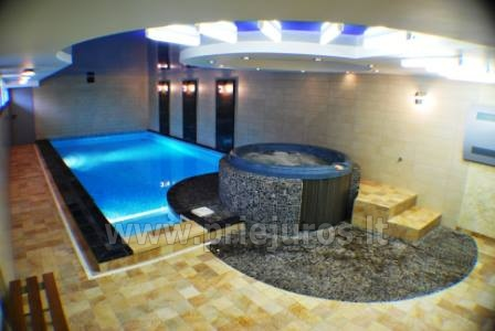 Luxury (Spa, Tennis) apartment in Nida - 11