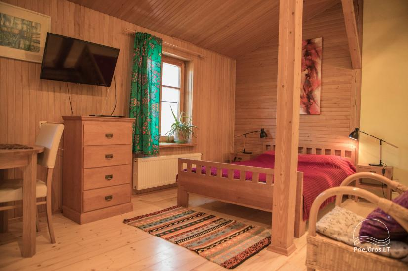 Accommodation in Curonian Spit Nida paradise - 11