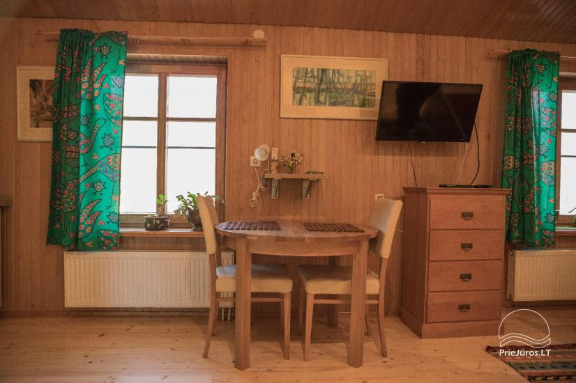 Accommodation in Curonian Spit Nida paradise - 12