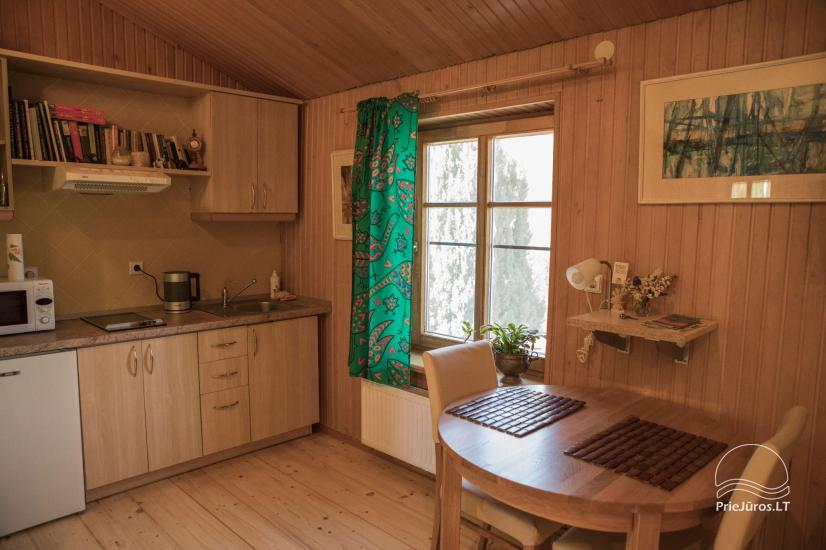 Accommodation in Curonian Spit Nida paradise - 13