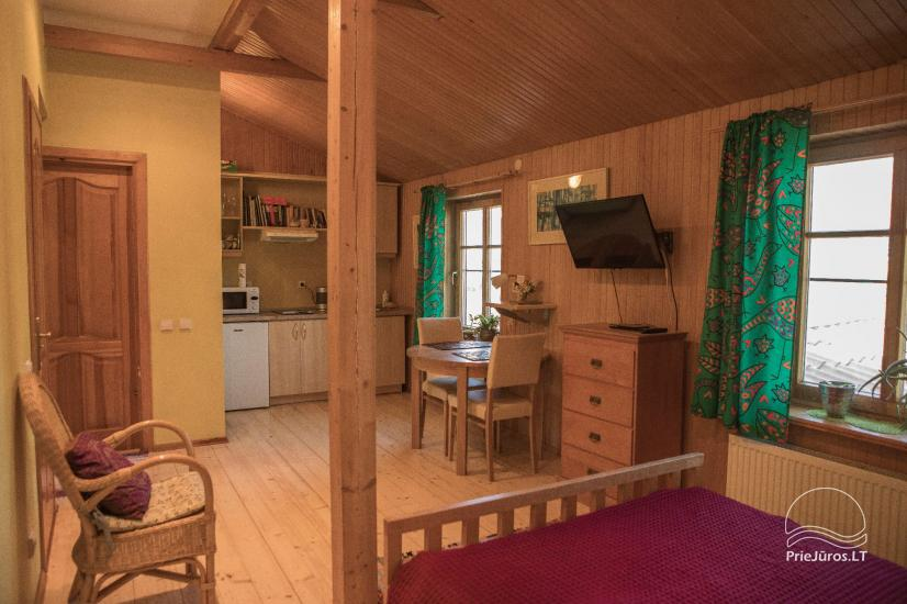Accommodation in Curonian Spit Nida paradise - 14