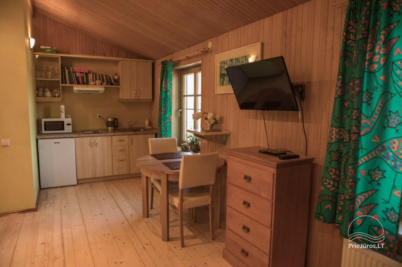 Accommodation in Curonian Spit Nida paradise - 15