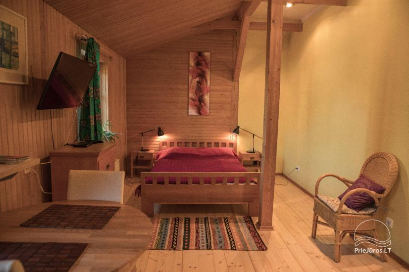 Accommodation in Curonian Spit Nida paradise - 16
