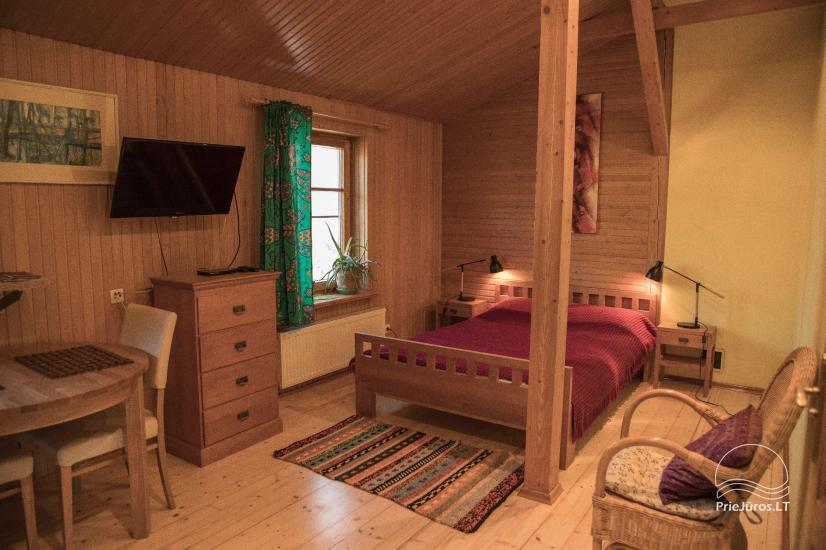 Accommodation in Curonian Spit Nida paradise - 17