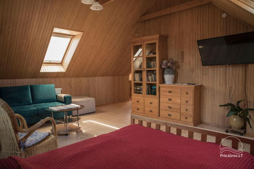 Accommodation in Curonian Spit Nida paradise - 18