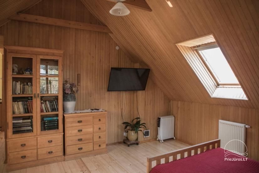 Accommodation in Curonian Spit Nida paradise - 19