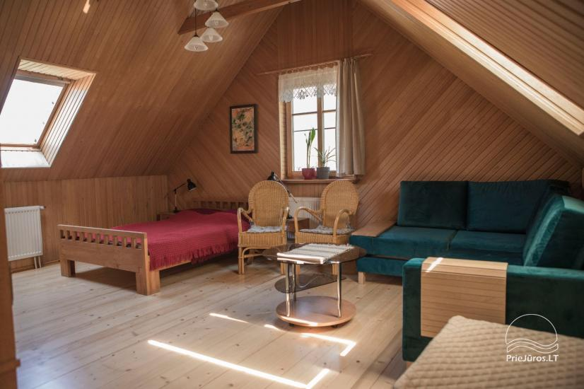 Accommodation in Curonian Spit Nida paradise - 20