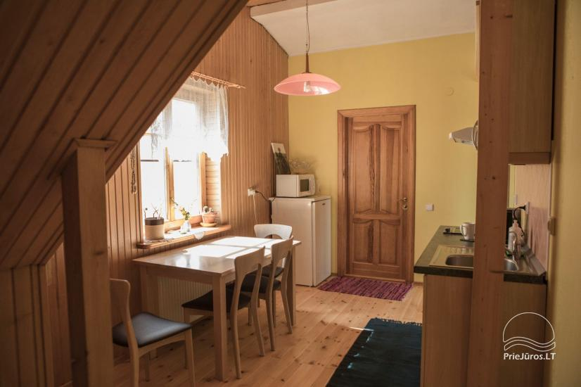 Accommodation in Curonian Spit Nida paradise - 21