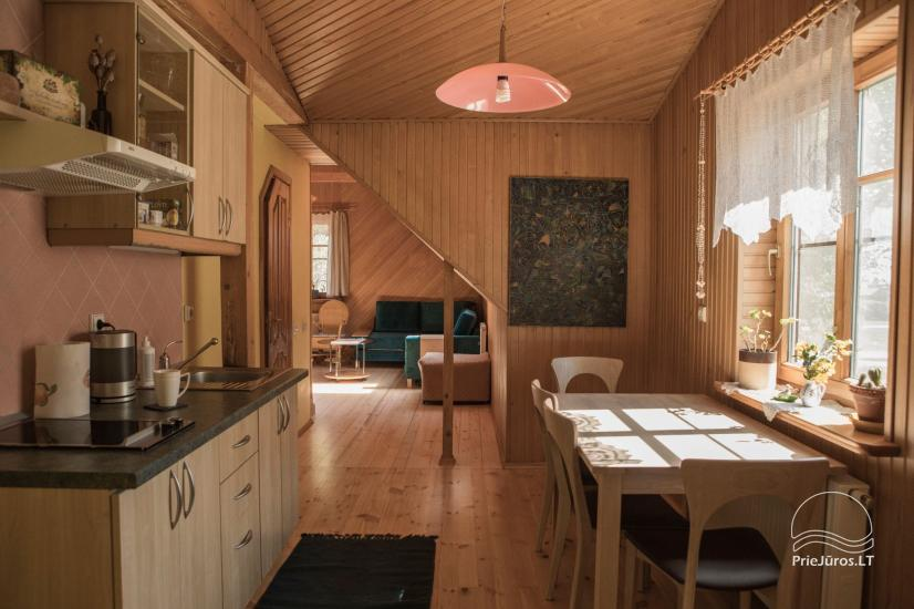 Accommodation in Curonian Spit Nida paradise - 24