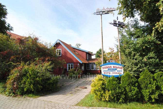 Accommodation in Curonian Spit Nida paradise - 1