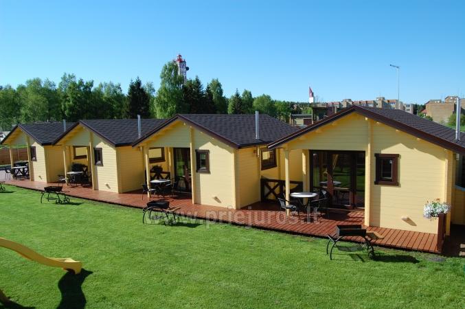 Ferienhäuser zur Miete in Sventoji, in der Nähe der Ostsee - 2
