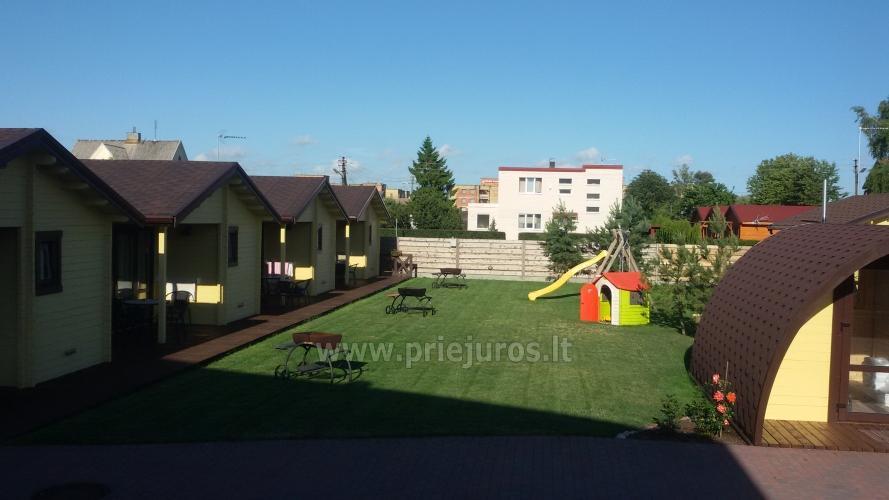 Ferienhäuser zur Miete in Sventoji, in der Nähe der Ostsee - 3