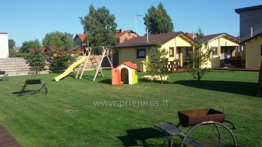 Ferienhäuser zur Miete in Sventoji, in der Nähe der Ostsee - 4