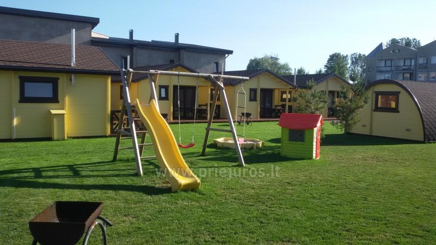 Ferienhäuser zur Miete in Sventoji, in der Nähe der Ostsee - 5