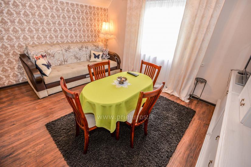 Dviejų kambarių apartamentai Nidoje su kiemeliu, parkavimo vieta - 6
