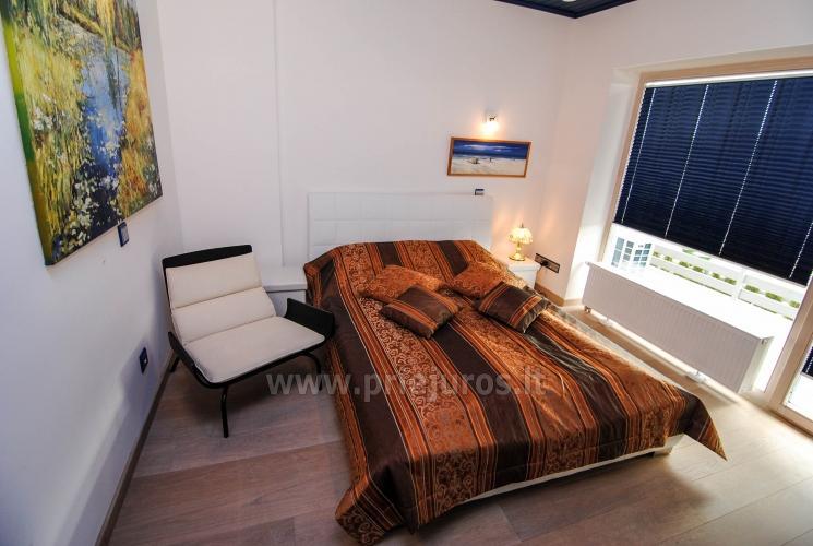 Vila Skarabėjus: terasa, WiFi, kondicionierius, batutas vaikams - 10