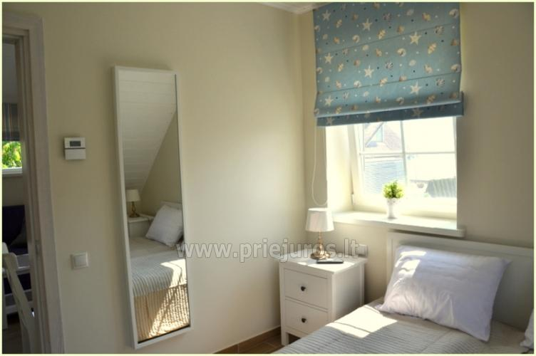 Two rooms apartaments for rent in Preila, Curonian spit, Lithuania - 8