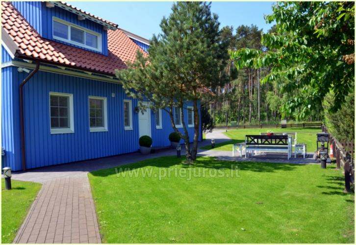 Two rooms apartaments for rent in Preila, Curonian spit, Lithuania - 3