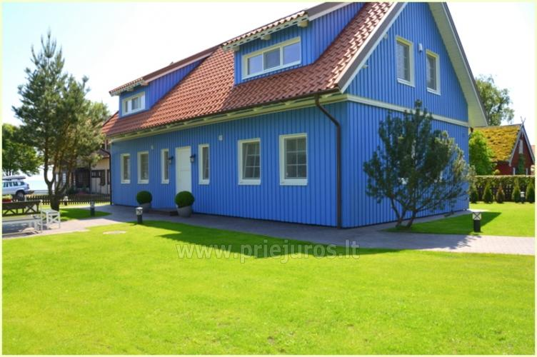 Two rooms apartaments for rent in Preila, Curonian spit, Lithuania - 1