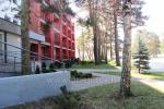 Studio apartment in Palanga near the botanical park and seaside