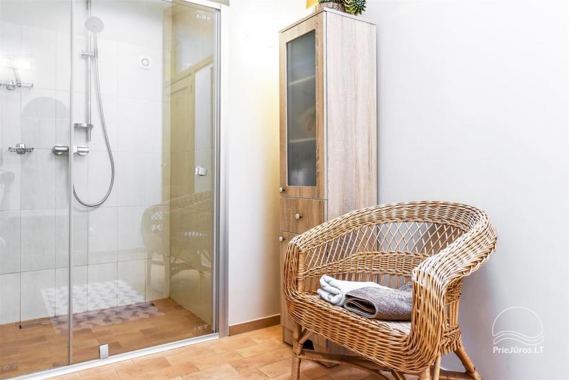 Studijas tipa dzīvoklis ar atsevišķu ieeju Palangā, netālu no Botāniskā parka - 6