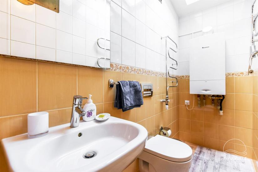 1 kambario butas Palangoje su atskiru įėjimu iš kiemo ir terasa, netoli Botanikos parko - 7