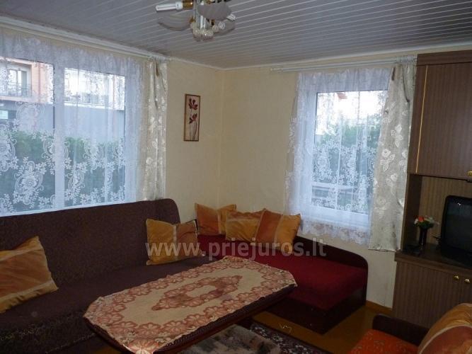 Kambarių nuoma Palangoje privačiame name - 9
